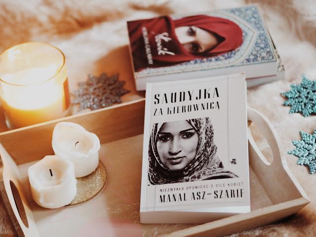 """#107 """"Saudyjka za kierownicą"""" by Manal Asz-Szarif"""