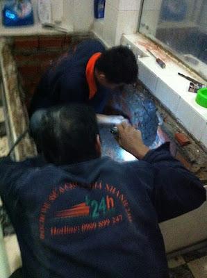 sửa điện nước hcm