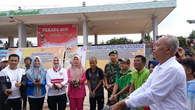 KPU Prabumulih Gelar Kampanye Damai