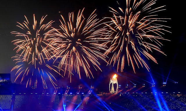 Pyeong Chang 2018 Olympic Winter Games Opening Ceremony Photos