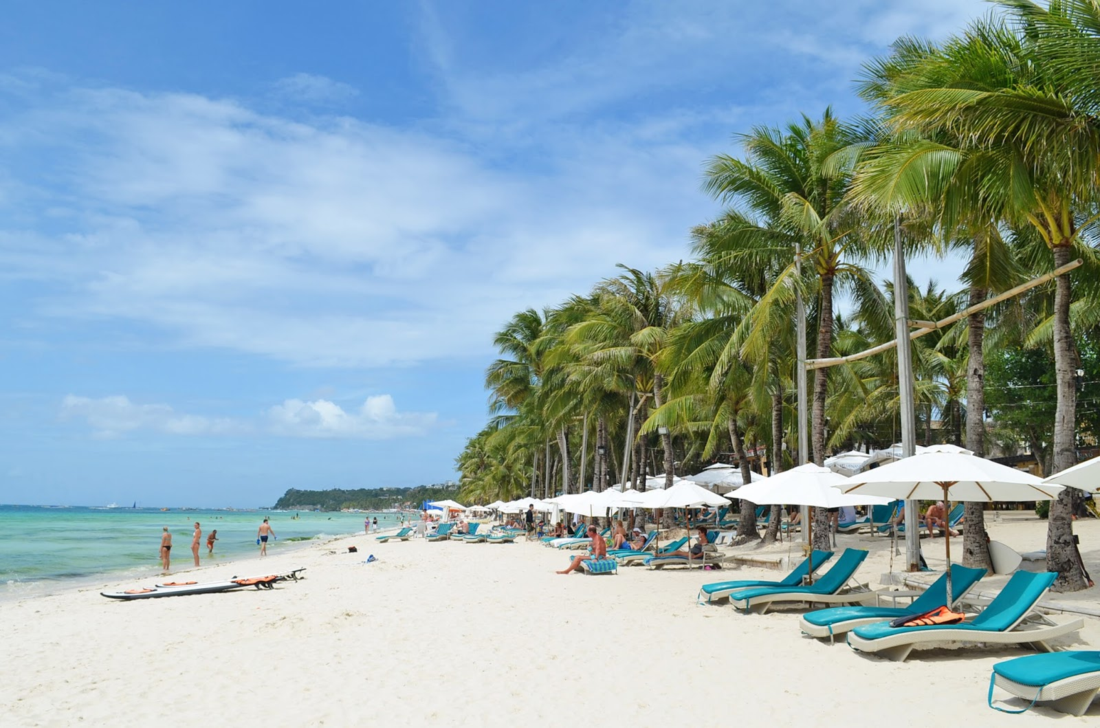 Before We Visited Boracay Have High Expectation Were Expecting To See A Pristine Beach And Endless White Sand But Disointed Find The
