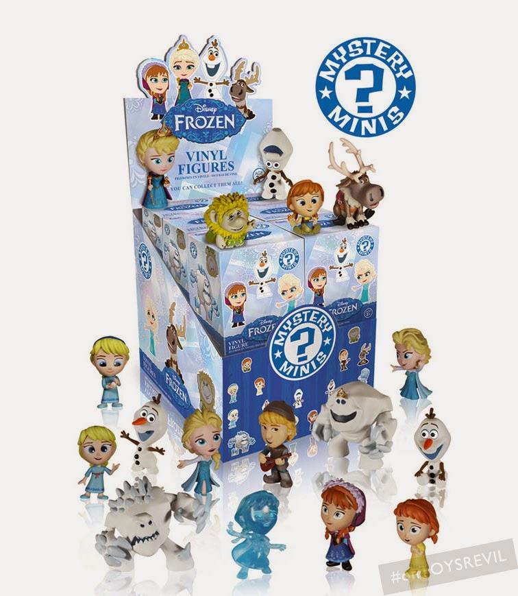 Frozen By Funko  Pop   U0026 Mystery Minis