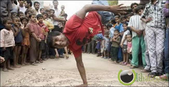Penari tak berkaki yang menjadi Bintang India's Got Talent