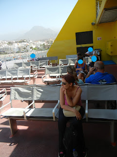 Ferry a San Sebastián de La Gomera