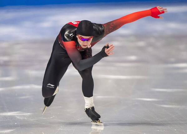 Commentary: Time for U.S. speedskaters to step up in South Korea
