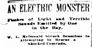 Το ιπτάμενο «ηλεκτρικό τέρας» του 1893