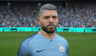 FIFA 16 Faces Sergio Aguero by Jahfooty82
