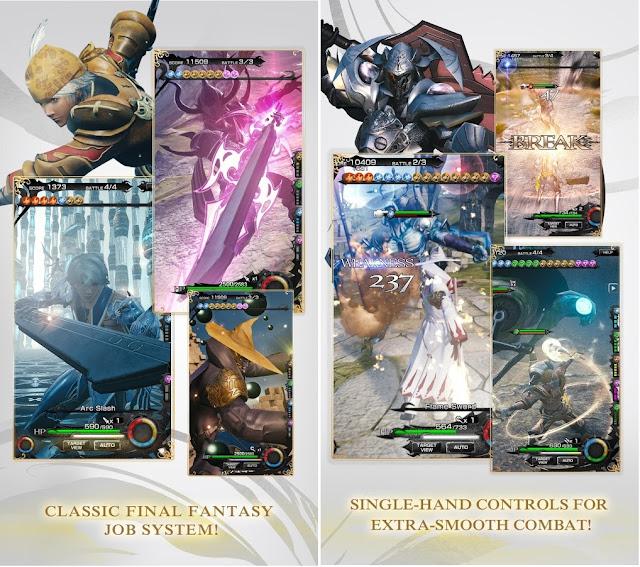 Mobius Final Fantasy Hack Mod Apk (English)