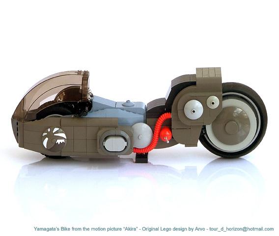 Arvo Brothers Lego - Akira Yamagata Bike