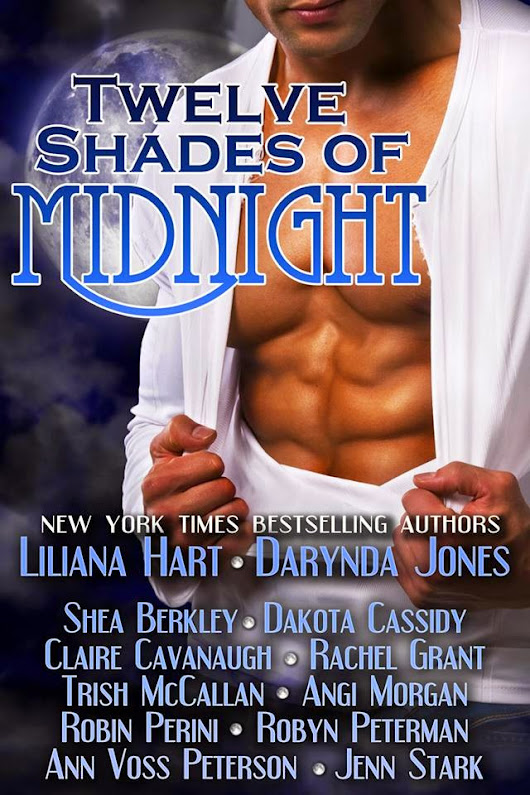Just Romantic Suspense: Which Shade of Midnight are you?