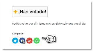 """Microrrelato """"UHF"""" - Clara Asunción García"""