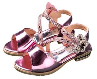 Sandal anak wanita model terbaru lucu dan keren