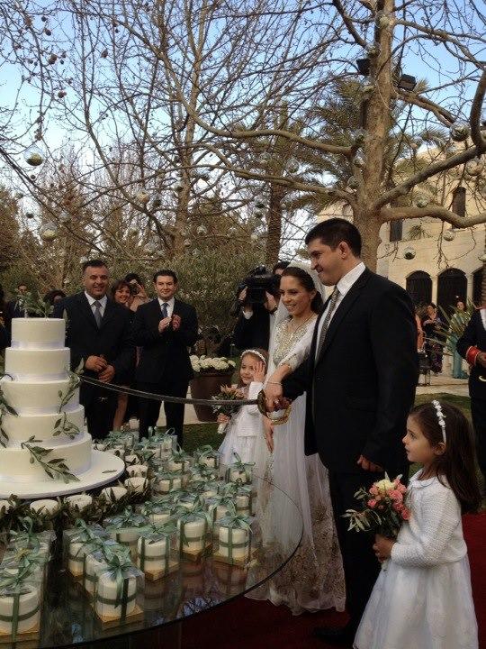 ROYAL COUTURE.....Wedding of Princess Iman bint Al Hussein ...