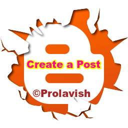 How to Create and Edit a post in blog?
