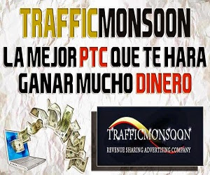 Cómo Registrarse En TrafficMonsoon Gratis