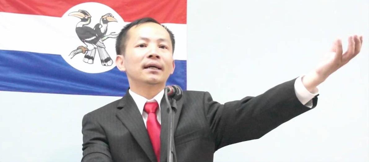 Dr. Ngun Cung Lian: Ruah Lo Pi In, Kan Khua Ah!