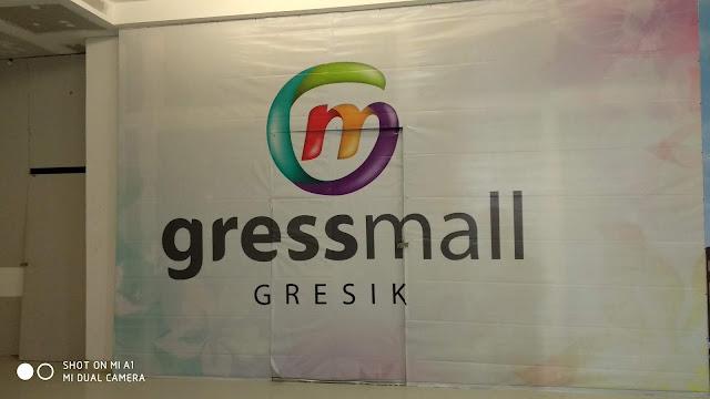 Berikut lambang logo dari Gress Mall Gresik Mall
