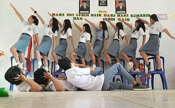 cara menambah tinggi badan anak SMA