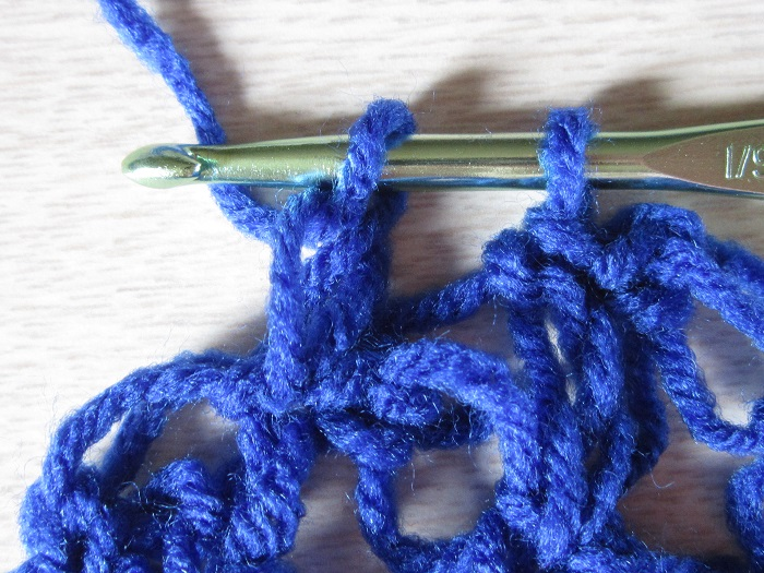 crochet, how to, love knot
