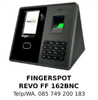 Penyedia Fingerprint Fingerspot Revo FF 162 BNC Murah