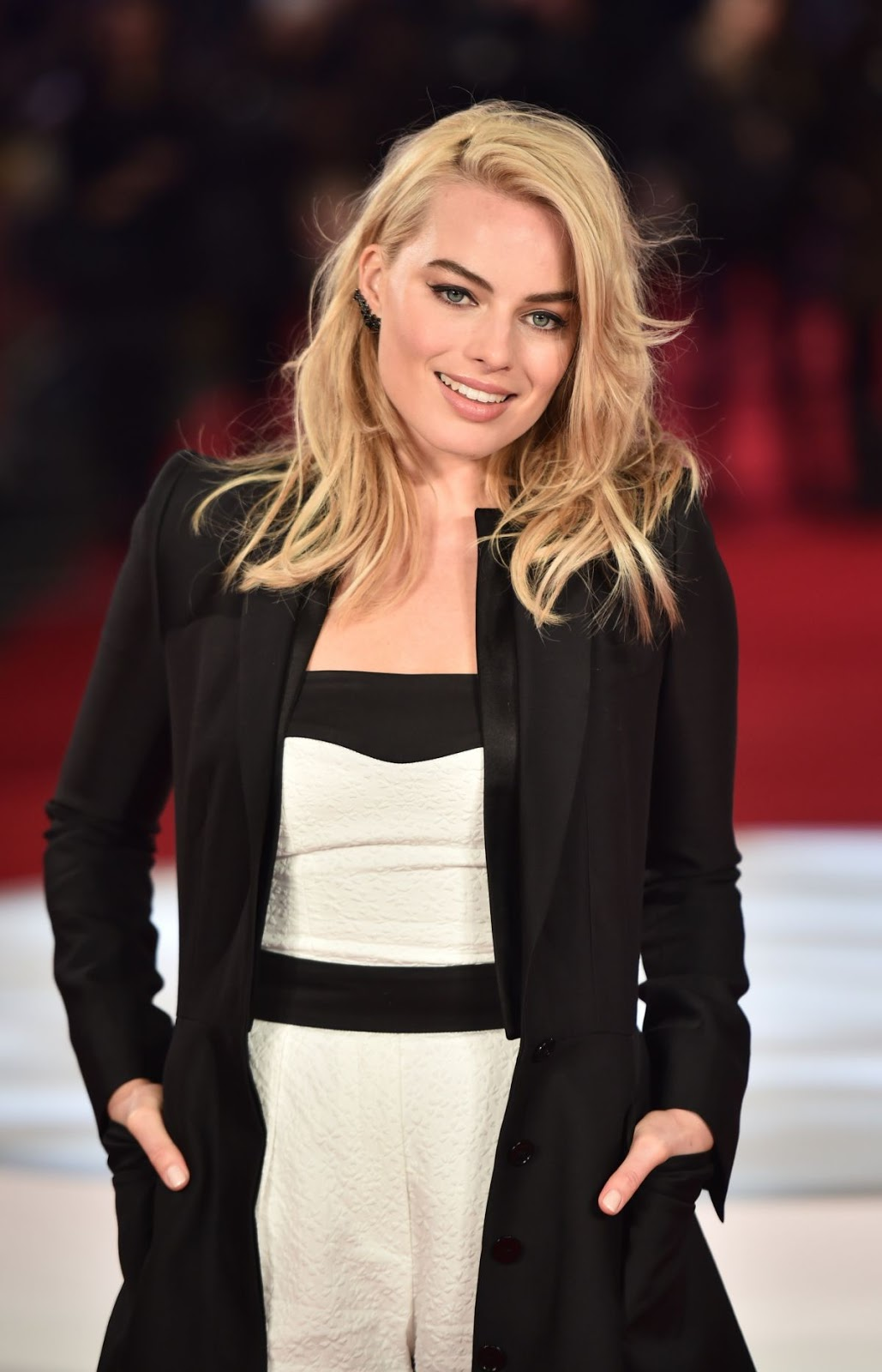 Margot Robbie at 'Focus' Screening in London