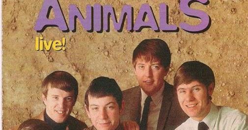 The Animals Animals Blues Years