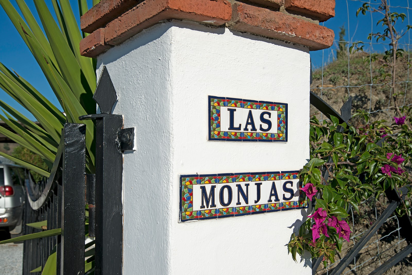 Our home, Las Monjas is for sale, it offers spacious accommodation with three bedrooms and two bathrooms {master bedroom with walk-in wardrobes and en-suite ...
