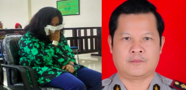 Desy Cuma Dihukum 1 Bulan Penjara, AKBP Yusuf Dibully dan Dinonjobkan