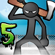 Anger of stick 5 Zombie apk