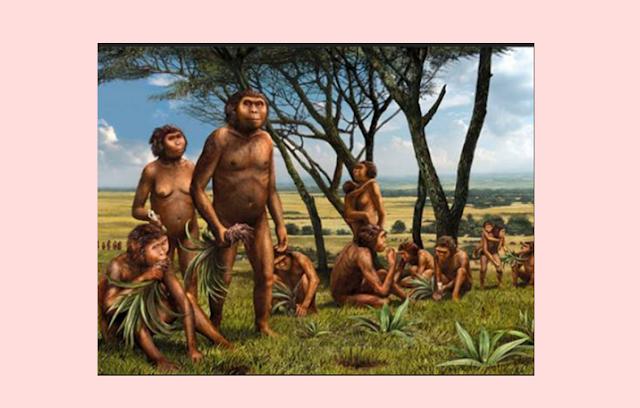 Manusia Purba di Indonesia, Manusia Purba di Asia, Manusia Purba di Dunia