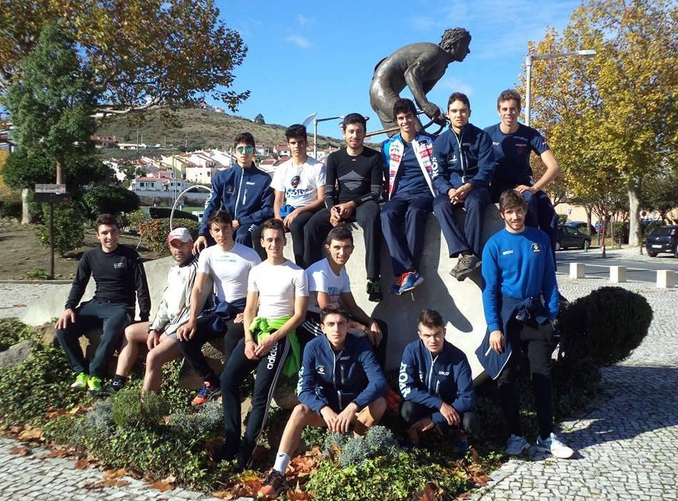 Cycling & Thoughts: Rostos da equipa Sicasal-Constantinos ...