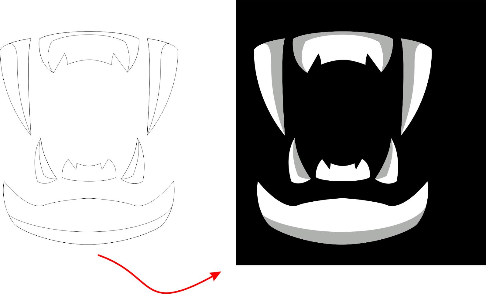 Tutorial CorelDraw Cara Membuat Logo Harimau Keren Abis | Guru Corel