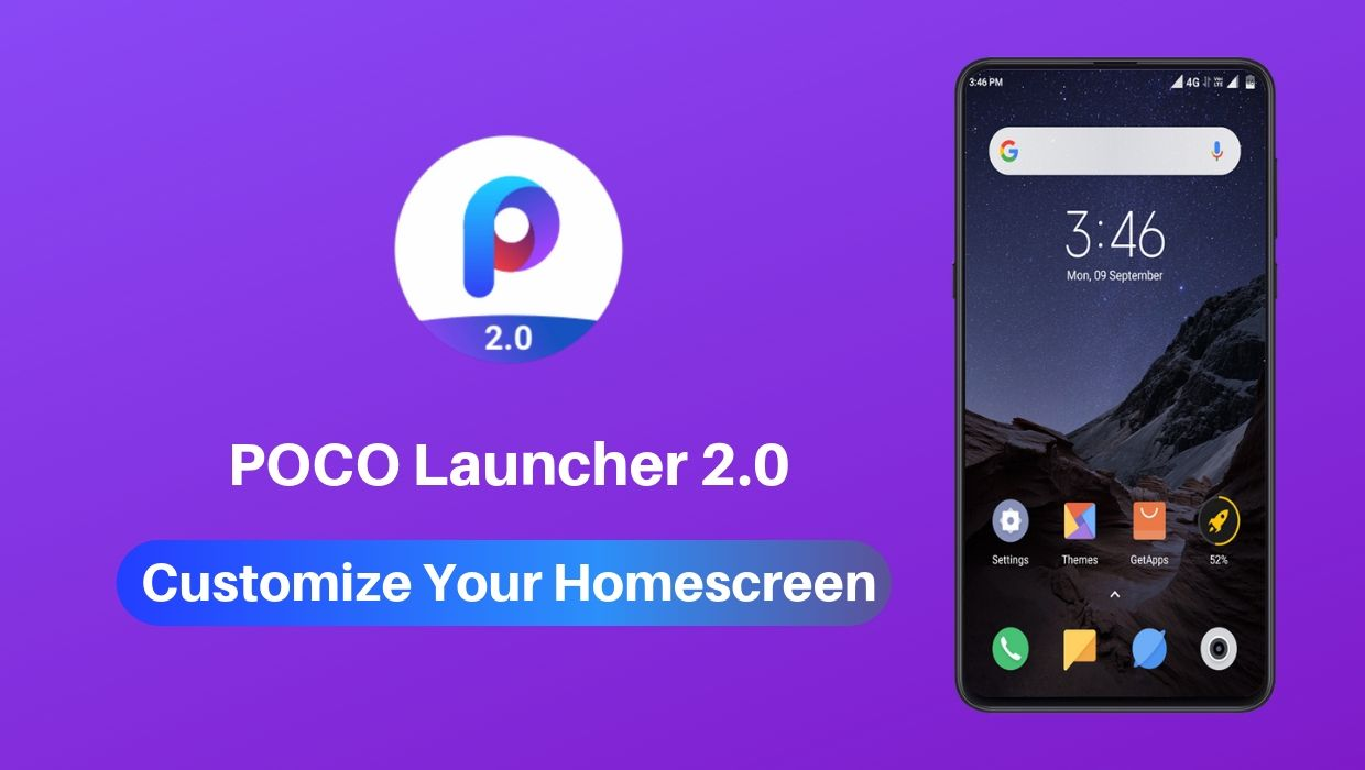 Poco launcher 2.0 Download and Review