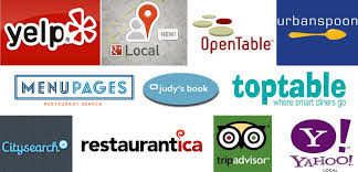 Anyone can now write restaurant reviews using social media from Yelp, Trip Advisor, Zomato, Urbanspoon, totable, OpenTable, and many more sites