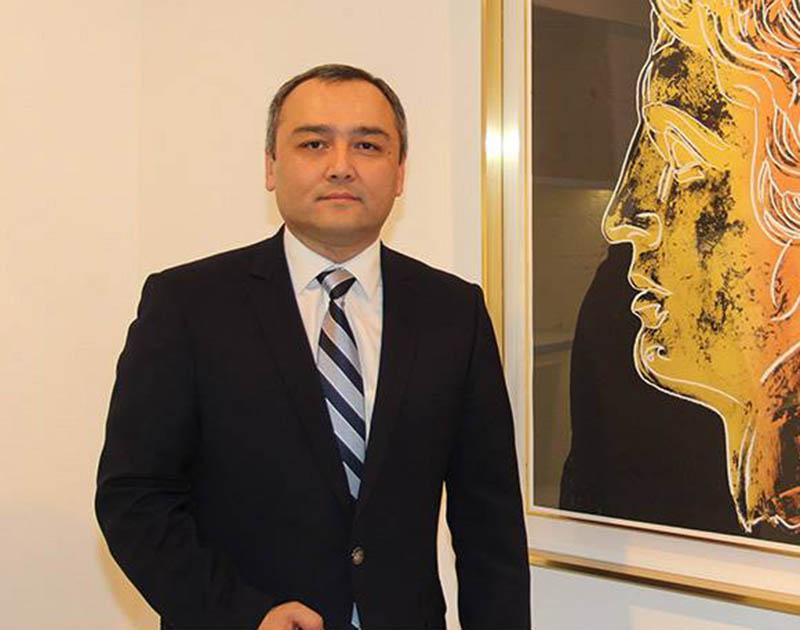 Ο γενικός πρόξενος του Ουζμπεκιστάν Olim Kasimov στην Ημαθία - InVeria.gr - Ειδησεογραφιικός Κόμβος Ημαθίας