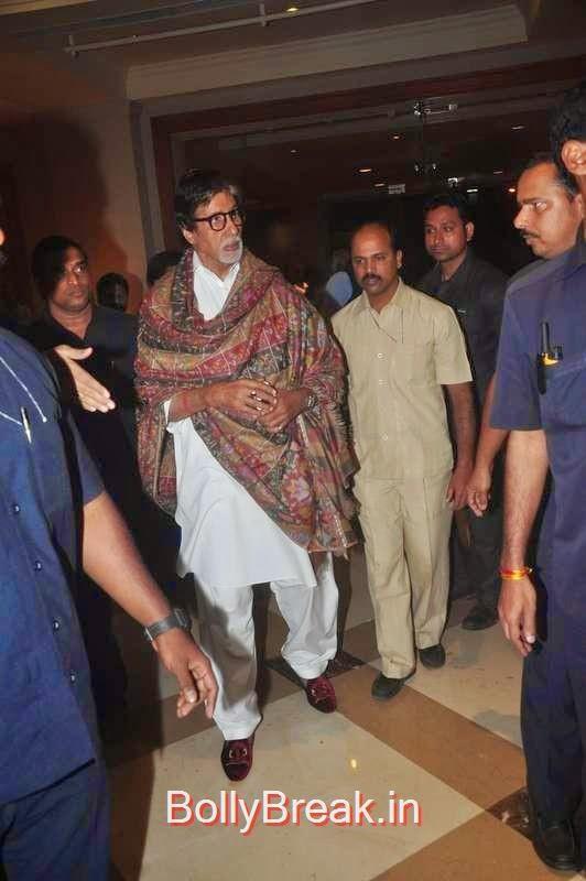 Amitabh Bachchan snapped at an event in Mumbai,  Malaika Arora Khan, Nimrat Kaur, Shriya Saran,  Mallika Sherawat At Different Events