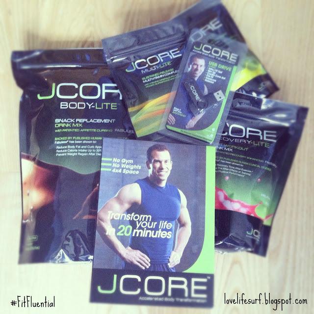 JCORE Body Workout system