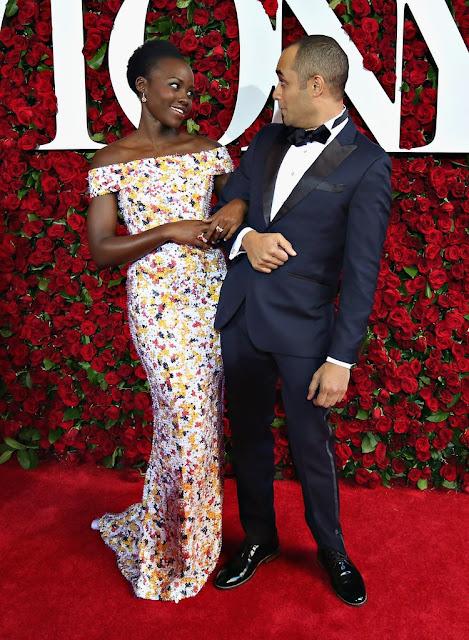Lupita Nyong'o Tony Award