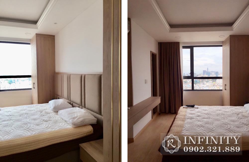 Everrich Q5 cho thuê căn hộ 2 phòng ngủ tầng 21 Block A giá rẻ - hình 2