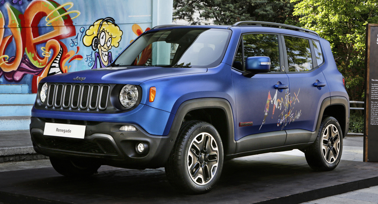 Garage Italia Customs Creates Three Musical Jeeps For Montreux Jazz Festival