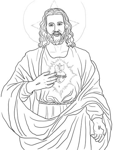 Gifs Y Fondos Paz Enla Tormenta Sagrado Corazón De Jesús Para