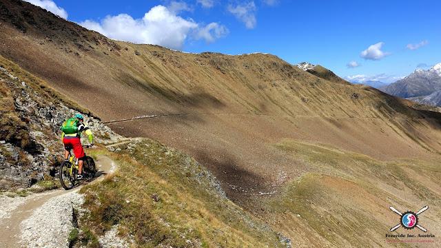 Trail Flow im Vinschgau