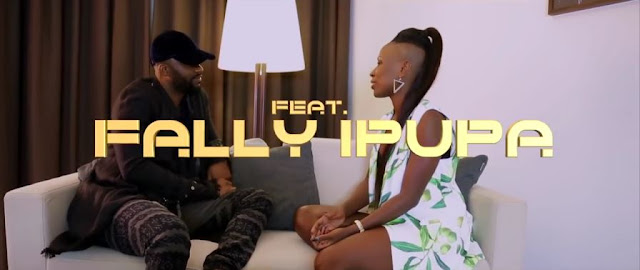 Natacha Ft Fally Ipupa - Duga Video