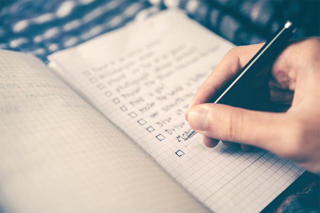 قائمة المهام To Do List