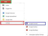 9 Langkah Mudah Terbaru 2016 Membuat Form atau Formulir Online Mengunakan Google Form Lengkap Dengan Gambar