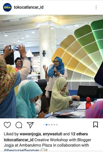 narasumber paint expo 2018