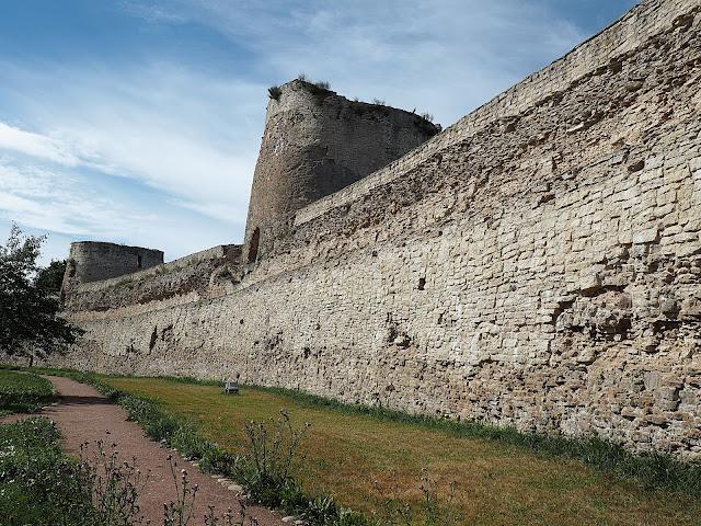 Изборск – крепость (Izborsk – fortress)