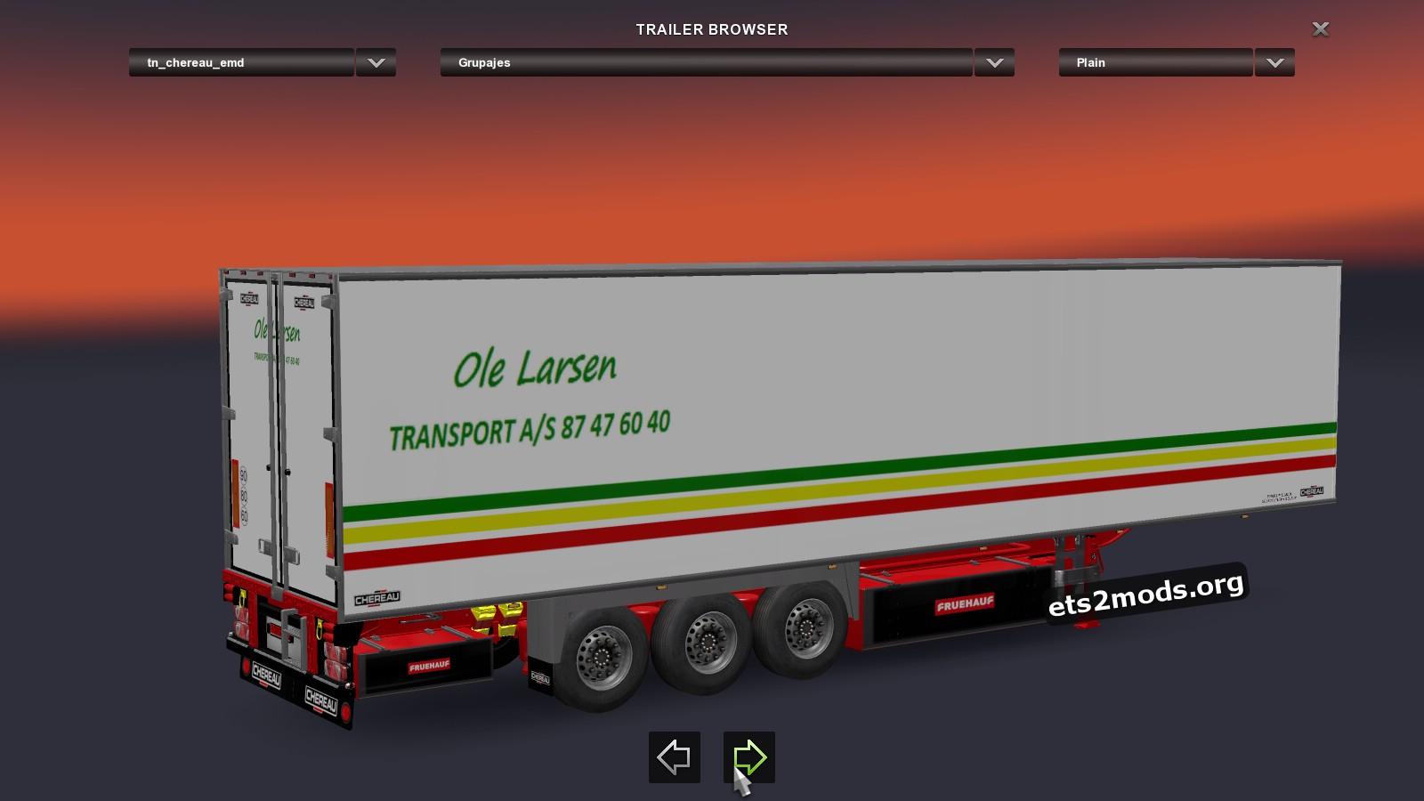 Trailer Ole Larsen
