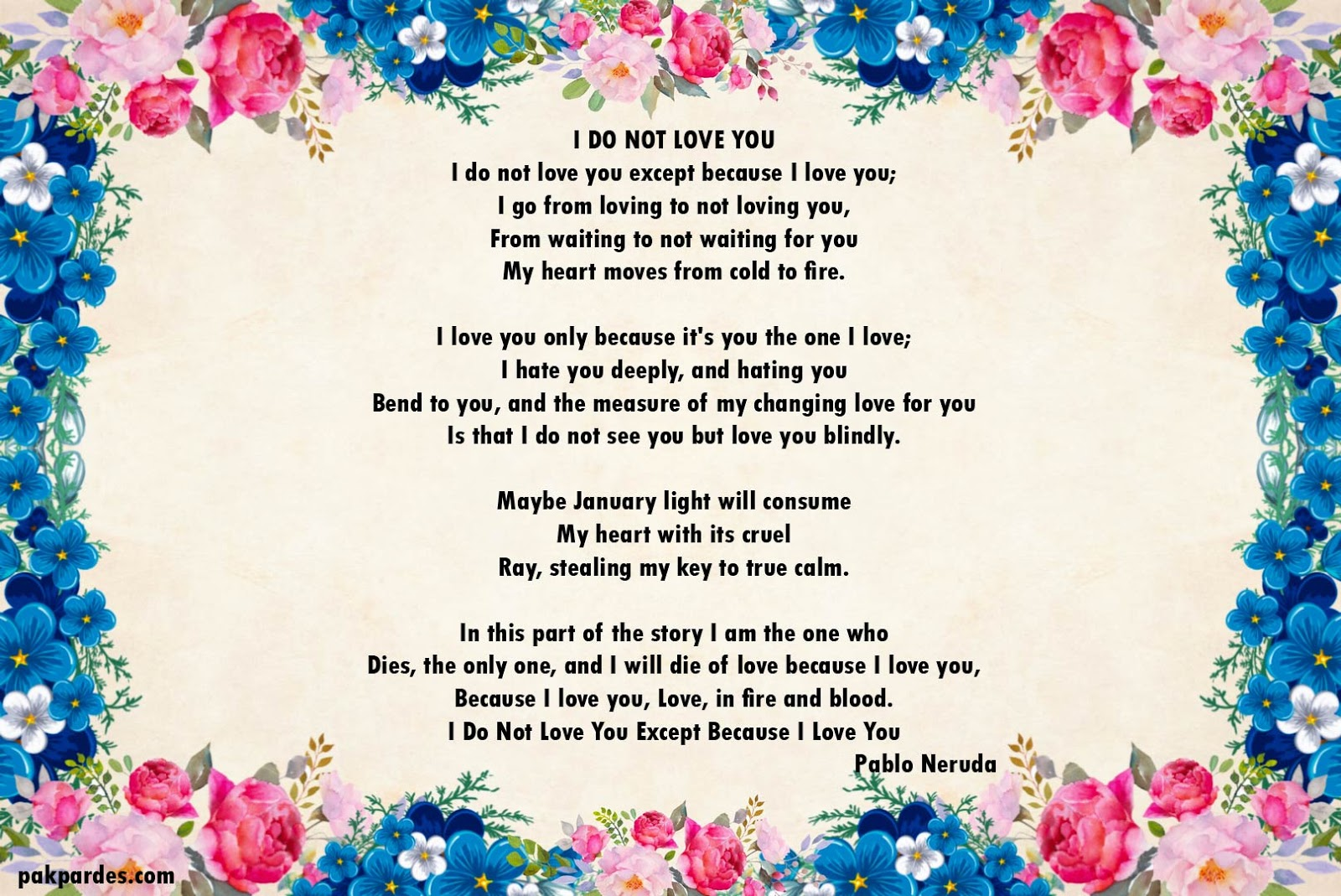 Poem with my you in heart Heart Poems