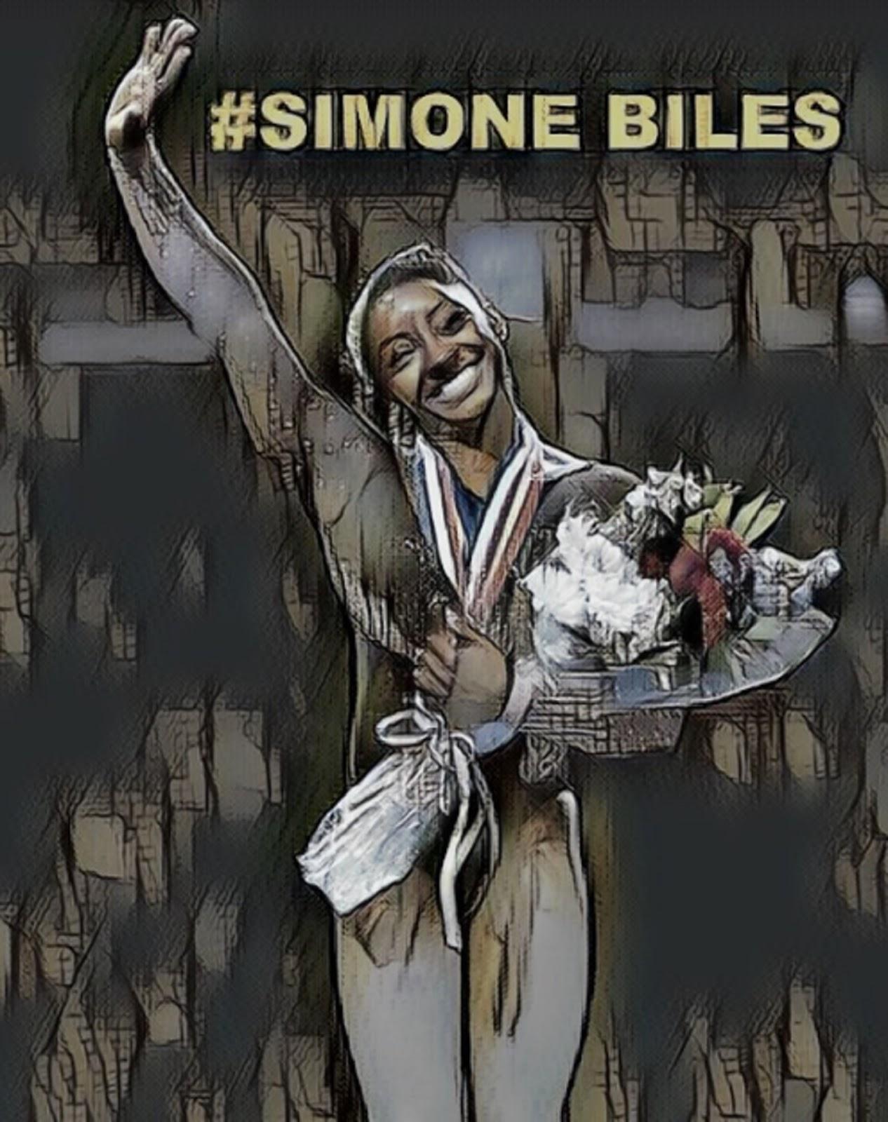 SIMONE BILES 3